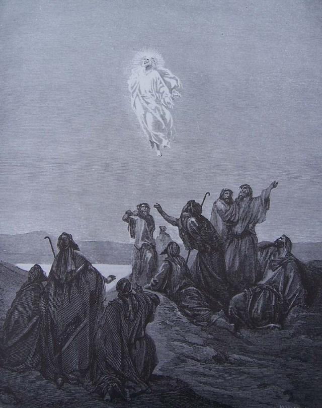 La Asencion de Jesus